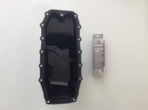 VAUXHALL TIGRA 2005-2010, 1.3 CDTi DIESEL, ENGINE OIL SUMP PAN & SEALER